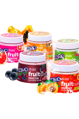 COSMO FRUIT BURST BODY SCRUB