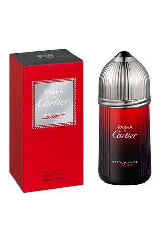 CARTIER Pasha Edition Noire Sport EDT 100 ML