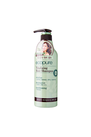 ECOPURE VITALIZING HAIR SHAMPOO 700 ML