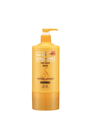 FLOR DE MAN KERATIN SILK PROTEIN HAIR PACK