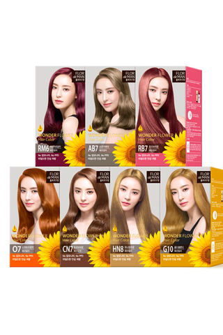 FLOR DE MAN WONDER FLOWER HAIR COLOR