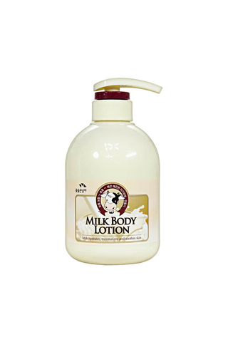 FLOR DE MAN MILK BODY LOTION 500 ML