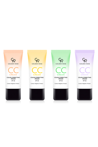 GOLDEN ROSE CC CREAM COLOR CORRECTING PRIMER