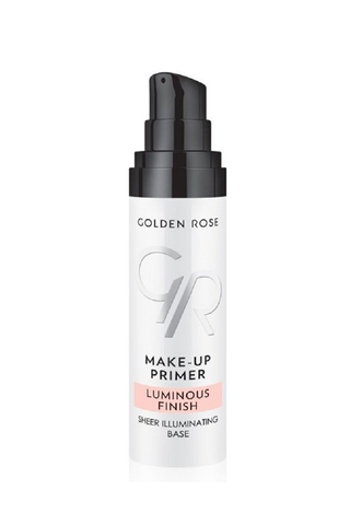 GOLDEN ROSE MAKEUP PRIMER LUMINOUS FINISH