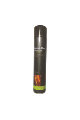 HYSSOP BROWN RICE HAIR SPRAY 300 ML
