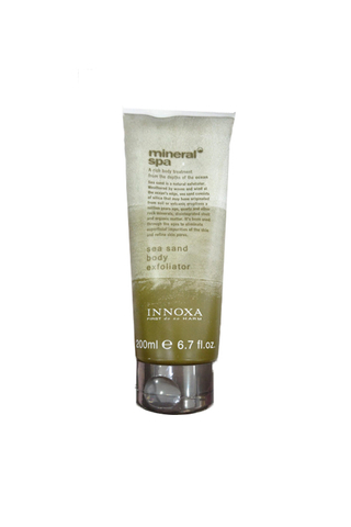 INNOXA MINERAL SPA SEA SAND BODY EXFOLIATOR 200 ML