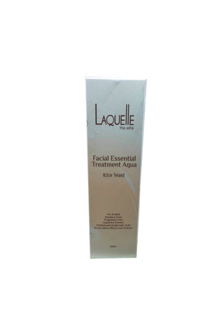 LAQUELLE RICE YEAST FACIAL ESSENTIAL TREATMENT AQUA