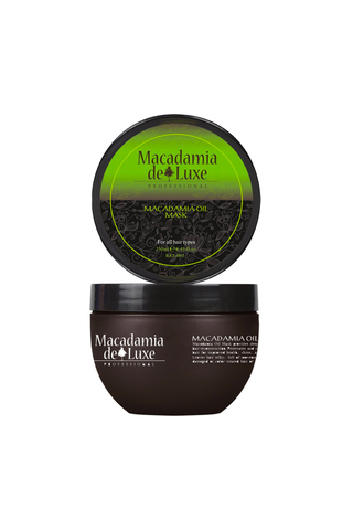 MACADAMIA  DELUXE PROFESSIONAL OIL MASK