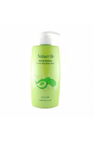 NATUER BE AVOCADO BODY WASH 500 ML