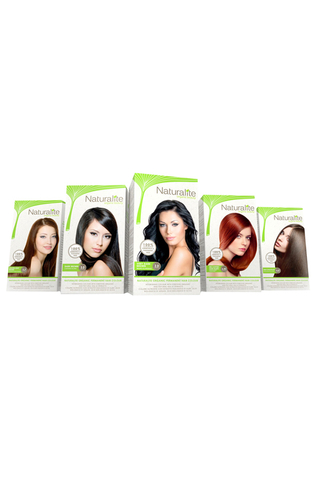 NATURALITE ORGANIC PERMANENT HAIR COLOR