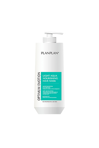PLANPLAN LIGHT AQUA NOURISHING HAIR MASK 1000 ML