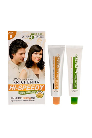 RICHENNA HI-SPEEDY HAIR COLOR