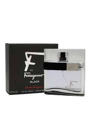 Salvatore F. F by Ferragamo Black EDT 100 ML