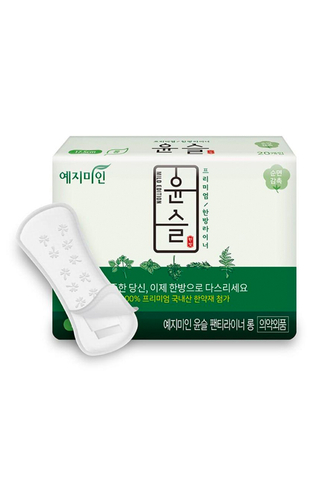 YEJIMIN Mild Herb Panty Liner Light Flow