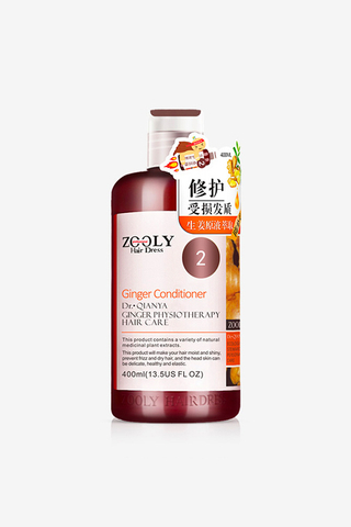 Zooly Ginger Shampoo 2 (Conditioner)