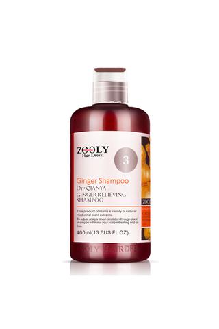 Zooly Ginger Shampoo 3 (Dandruff & Itch)