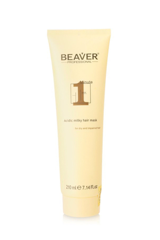 BEAVER 1 MINUTE ACIDIC MILKY HAIR MASK