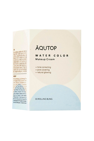 Aqutop Water Color Makeup Cream (Rolling Bling)