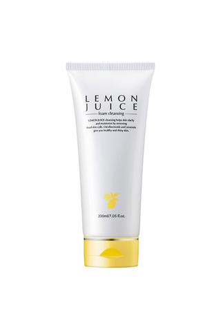 LAFINE GEO LEMON JUICE CLEANSING FOAM