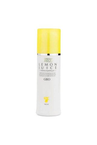 LAFINE GEO LEMON JUICE RHYTHMICAL PEELING GEL