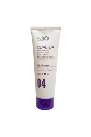 ACHOA PROFESSIONAL CURL UP MOISTURE ESSENCE 04