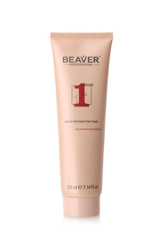 BEAVER 1 MINUTE ACTIVE FERMENT HAIR MASK