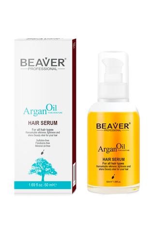 BEAVER ARGAN OIL HAIR SERUM