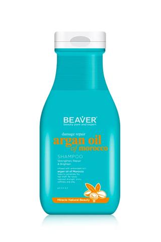 BEAVER ARGAN OIL OF MOROCCO SHAMPOO