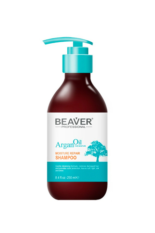 BEAVER ARGAN OIL MOISTURE REPAIR SHAMPOO