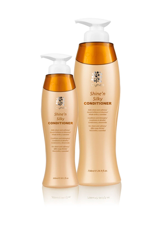 CYNOS SHINE N SILKY CONDITIONER