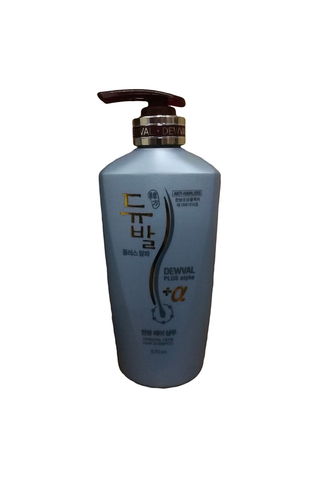 DEWVAL 838 PLUS ALPHA HAIR SHAMPOO
