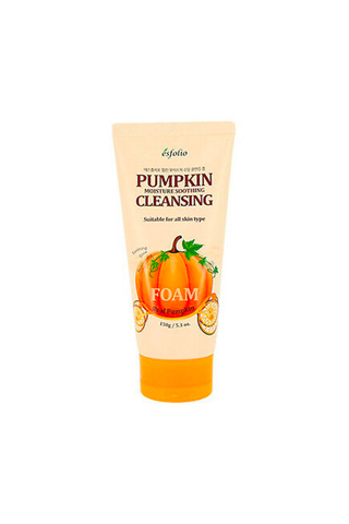 Esfolio Pumpkin Moisture Soothing Cleansing Foam