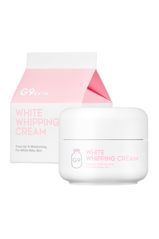G9 WHITE IN MILK WHIPPING CREAM