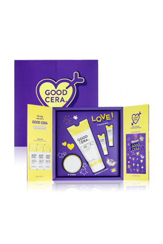 HOLIKA HOLIKA GOOD CERA 7 ITEMS SET [LIMITED]