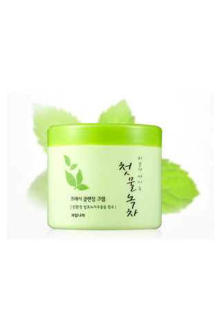 KAWAILNARA GREEN TEA FRESH CLEANSING CREAM