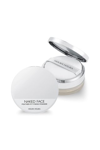 HOLIKA HOLIKA NAKED FACE FEATHER-FIT FINISH POWDER