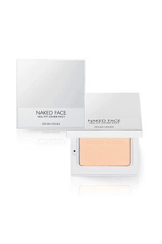 HOLIKA HOLIKA NAKED FACE VEIL-FIT COVER PACT