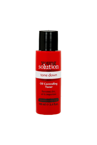 YOUNG SOLUTION TONE DOWN OIL CONTROLLING TONER