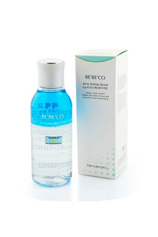 Bebeco Real Waterproof Lip & Eye Remover