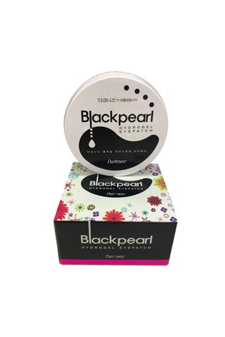 Darkness Blackpearl Hydrogel Eyepatch