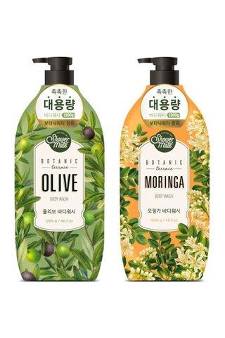 Shower Mate Botanic Body Wash