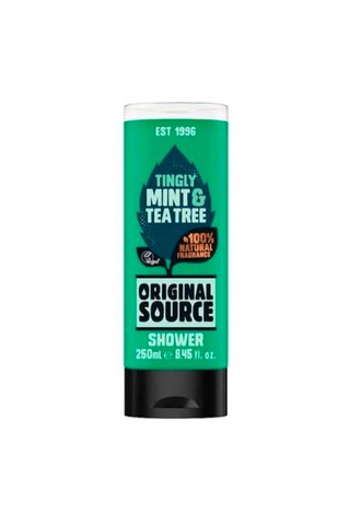 ORIGINAL SOURCE MINT TEA TREE SHOWER