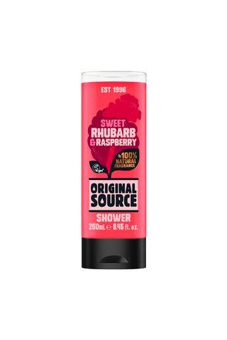 ORIGINAL SOURCE RHUBARB SHOWER