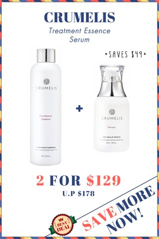 CRUMELIS BUNDLE DEAL