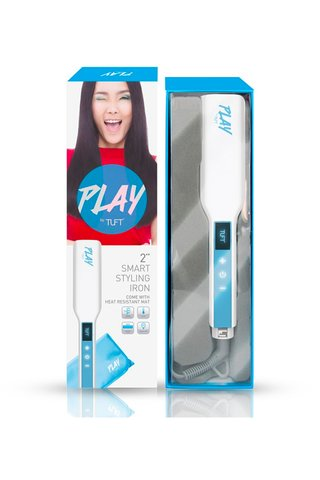 "PLAY by TUFT 2"" Smart Styling Iron"