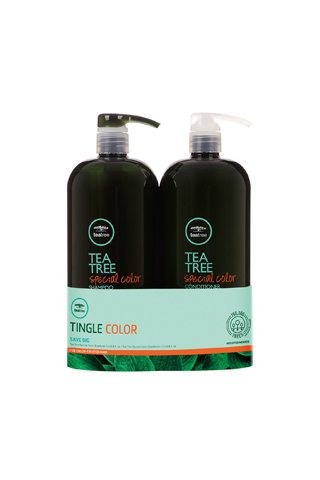 Paul Mitchell Tingle Color Shampoo Conditioner Set