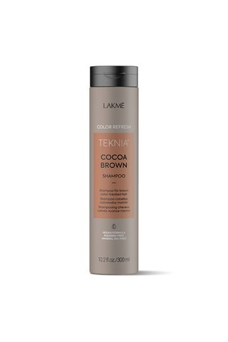 LAKME TEKNIA COCOA BROWN SHAMPOO (COLOUR REFRESH)
