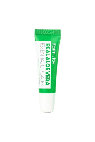 FARMSTAY REAL ALOE VERA ESSENTIAL LIP BALM