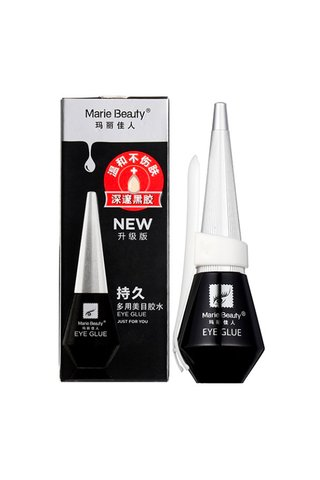 MARIE BEAUTY EYELASH GLUE (BLACK)