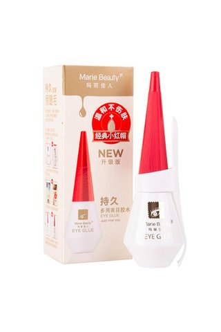 MARIE BEAUTY EYELASH GLUE (WHITE)